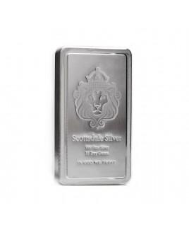 Scottsdale Stacker 10 oz Silver Bar