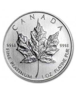 Royal Canadian Mint 1 oz Platinum Coin