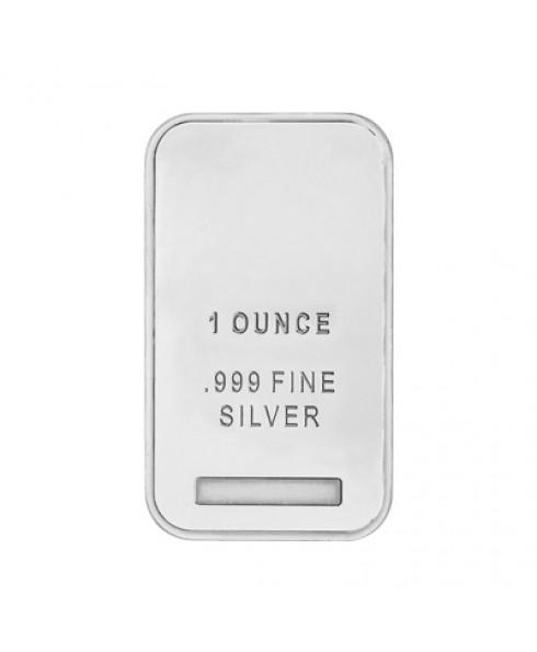 Assorted Brands 1 oz Silver Bar
