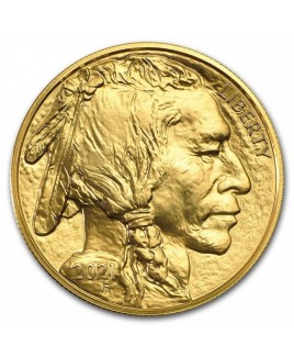 2021 US Buffalo 1 oz Gold Coin