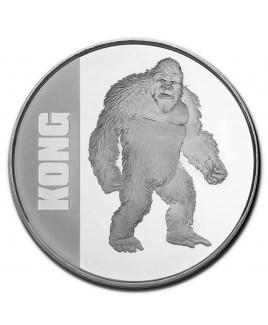 Niue Kong 1 oz Silver Coin 2021