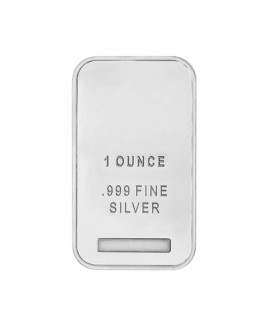 Assorted Brands 1 oz Silver Bar