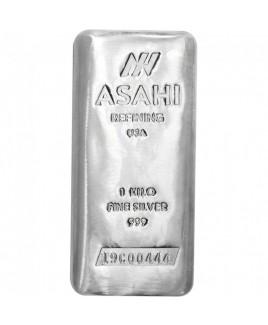Asahi Kilo Silver Bar