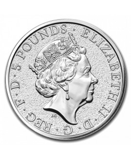 Queen's Beasts The Griffin 2 oz Silver Coin