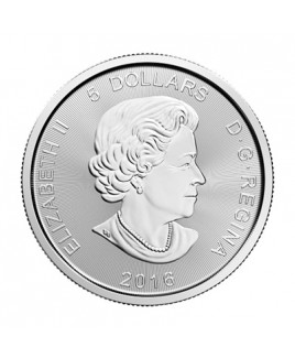 2016 Predator Series Cougar 1 oz Coin