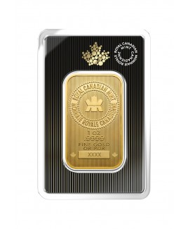 Royal Canadian Mint 1 oz Gold Bar