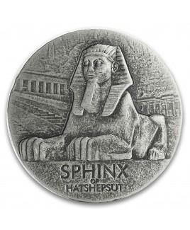 Sphinx of Hatshepsut 5 oz Silver Coin